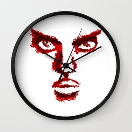 I Know What You're Thinking Wall Clock