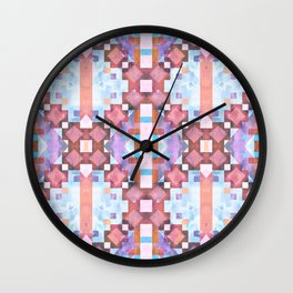 Chichen Itza 3b Wall Clock