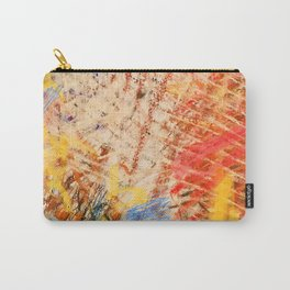 Abstract Daily Life Carry-All Pouch