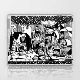 Picasso - Guernica Laptop & iPad Skin