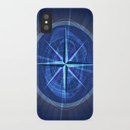 Moral Compass iPhone Case
