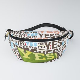 The answer is: YES! Fanny Pack