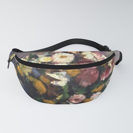 "Paul Cezanne ""Still Life with Flowers in an Olive Jar"" Fanny Pack"