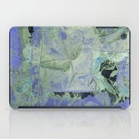 transparent iPad Cases featuring transparent flowers by clemm