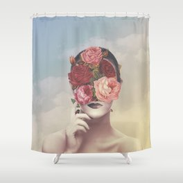 Flamboyant Shower Curtain