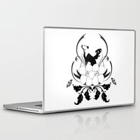 wreck it ralph Laptop & iPad Skins featuring Ralph by neil parrish