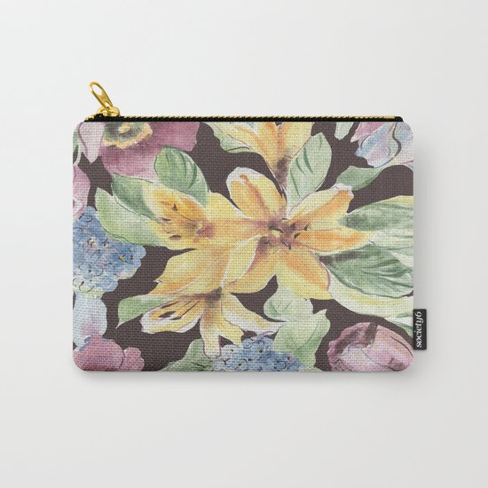 fall lily Carry-All Pouch