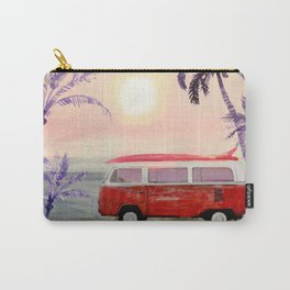 Beach Van Carry-All Pouch