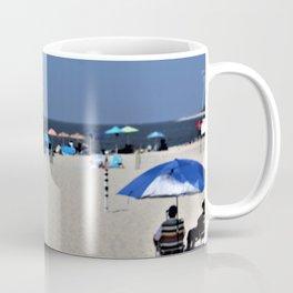 Touch  the Pole Coffee Mug