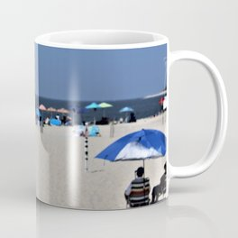 Touch  the Pole Coffee Mug