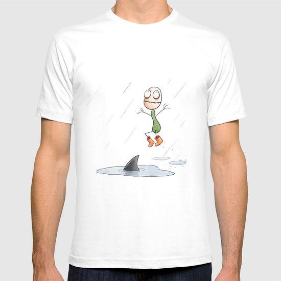 Monday About to Happen T-shirt