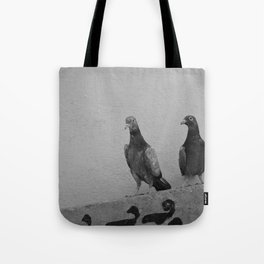 Can you talk to me? Tote Bag