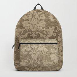 Beige Royal Backpack