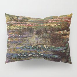 Claude Monet Pool With Water Lilies 1904 Pillow Sham