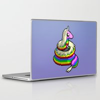lady Laptop & iPad Skins featuring Lady by Naavech Verro