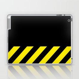 """""""CAUTION"""" Laptop & iPad Skin"""