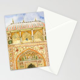 Amer Fort Stationery Cards