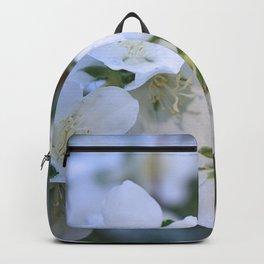 Hawthorne Flowers After Rain Backpack