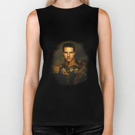 Tom Cruise - replaceface Biker Tank