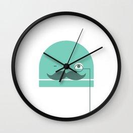 Nerdbot Wall Clock
