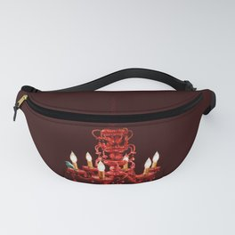 Crimson Perch Fanny Pack