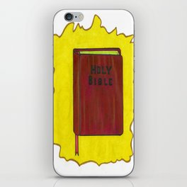 Holy Bible iPhone Skin