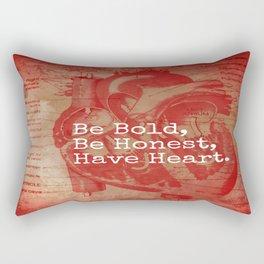 Heart  Rectangular Pillow