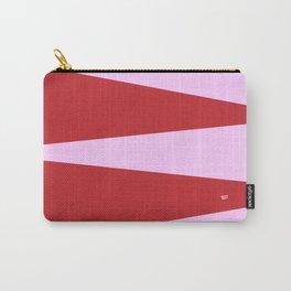 PINK CIRCUS DREAM #red #minimal #art #design #kirovair #buyart #decor #home Carry-All Pouch