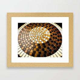Sunburst Sojourn Framed Art Print