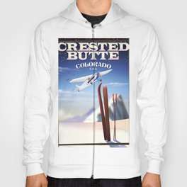 Crested Butte Colorado Hoody