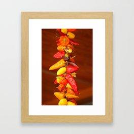 [mallorquin] ... hot stuff! Framed Art Print