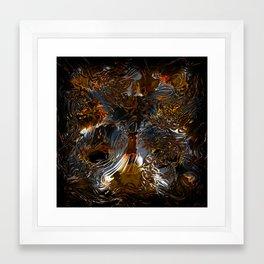 Unsong Framed Art Print