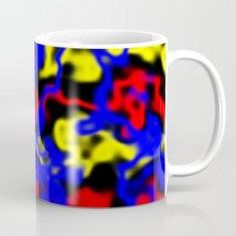 Red, Yellow, Blue Coffee Mug