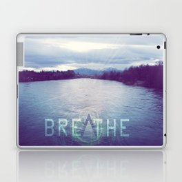 Breathe in the Beauty of Nature Laptop & iPad Skin