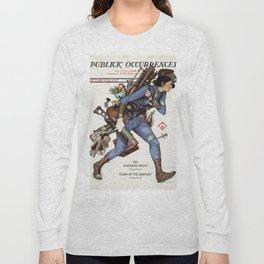 Junktown Vendor Long Sleeve T-shirt