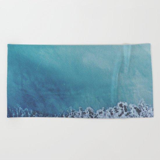 Oceans away Beach Towel