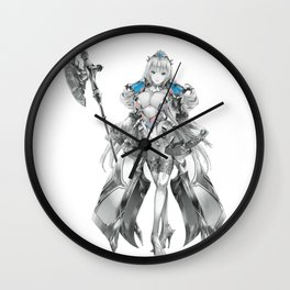 Queen's Blade Grimoire Wall Clock