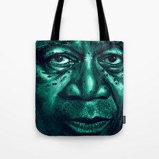 freeman in green Tote Bag