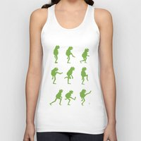 muppet Tank Tops featuring Ministry of Silly Muppet Walks by 6amcrisis