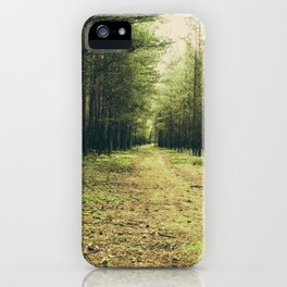 Forest Path... iPhone Case