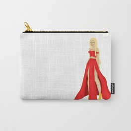 Mor Dress Design Carry-All Pouch