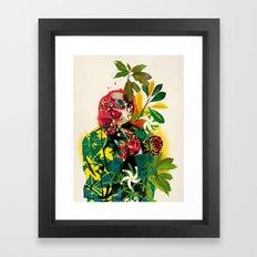 Human Nature 01 Framed Art Print