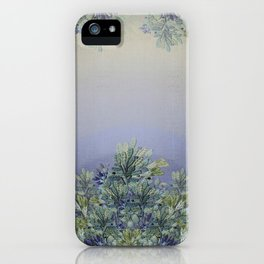 """""""Horizon of lavender"""" iPhone Case"""