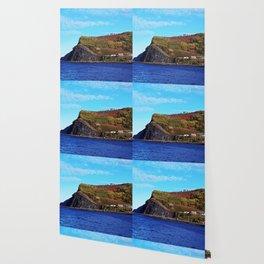 Gros Morne Coastal Village Wallpaper