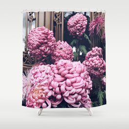 lan su Shower Curtain