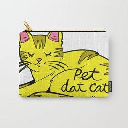 Pet Dat Cat Carry-All Pouch