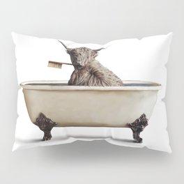Cow in Bath Pillow Sham