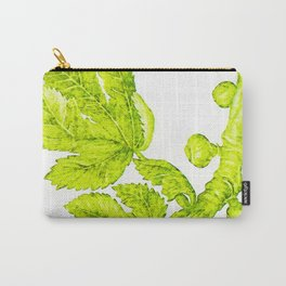 Branch of a fig tree in Spring Carry-All Pouch