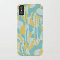 camo iPhone & iPod Cases featuring Camo by Deborah Gruber