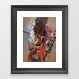 Proposition Framed Art Print